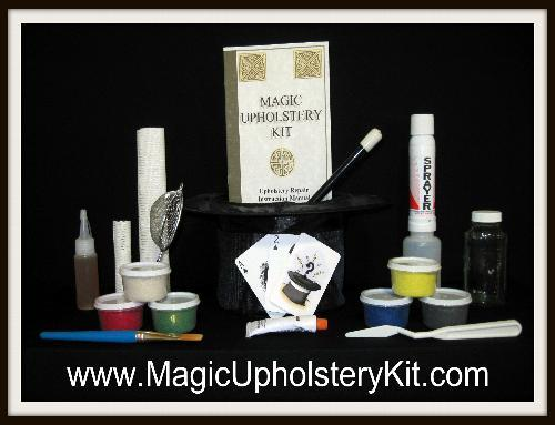 MAGIC Fabric Kit: