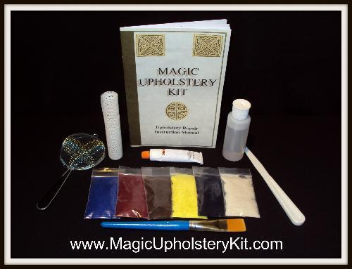 MAGIC Fabric Mini Kit: