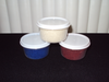 3 PACK FIBERS Red-White-Blue :