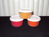 3 PACK FIBERS Yellow-Orange-Red :